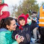 """""""Debemos dejar de pensar en cifras cuando hablamos de refugiados. Cada una de esas cifras lleva detrás una historia muy dolorosa"""": Desiré García, voluntaria en Lesbos"""