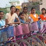 La bicicleta, un buen instrumento de inserción social y laboral