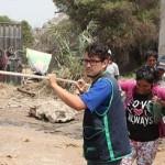 Fundación Mapfre inicia una campaña de emergencia para ayudar en la situación de emergencia humanitaria de Perú