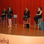 Humor y feminismo en la Onubense con la representación 'Reflexiones sobre la vagina'