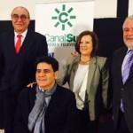 (Andalucía)- La Junta, Canal Sur y Cermi firman un convenio marco para mejorar la imagen social de las personas con discapacidad y sensibilizar a la sociedad