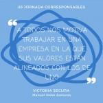 (Madrid)- La 100 Jornada Corresponsables congrega en Madrid a más de 450 personas