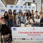 (Madrid)- II JORNADA DE MODA INCLUSIVA ORGANIZADA POR ENVERA E ISLAZUL