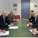 El ministro de Asuntos Exteriores y de Cooperación se reúne con el negociador jefe de la Comisión para el Brexit