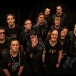 """Motxila21, el grupo de rockeros con un cromosoma de más: """"Nos gusta el rock a rabiar y demostramos que las personas con discapacidad podemos hacer muchas cosas"""""""