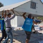 ACNUR e IKEA idean nuevos tipos de casas en los campos de refugiados