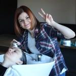 Corte de pelo para mejorar la autoestima de personas sin hogar