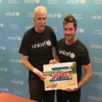 Unicef explica las 3 razones por las que David Bisbal ha sido nombrado como el embajador de la entidad