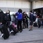Llegan a España 13 refugiados sirios procedentes de Turquía y Grecia