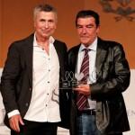 """Emilio Calatayud afirma en la IV edición del """"Premio Fundación Cuadernos Rubio"""" que """"La sentencia que más me agradecen es la condena a sacarse la ESO"""""""