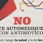 (Madrid)- La semFYC y la SEFAC ponen en marcha una campaña de recogida de antibióticos para impulsar su uso prudente y frenar la resistencia bacteriana