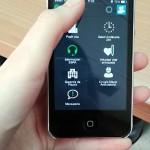 (Andalucía)- La 'app' Salud Responde incorpora el acceso al programa 'Aire' del 061 dirigido a asmáticos y personas con reacciones alérgicas agudas
