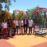 (Valencia)- En Alicante seis entidades se unen para conseguir un columpio  adaptado a sillas de ruedas para el colegio Lo Morant