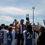 El Hércules Paralímpico revalida el título de campeón de la Liga Nacional de Fútbol 7 de personas con Parálisis Cerebral