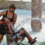 Nace el primer parque acuático accesible para personas con discapacidad