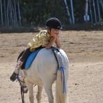 Más de 50 menores víctimas de violencia intrafamiliar mejoran su salud física y mental con terapias con caballos