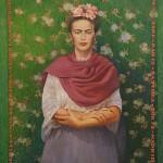 "(Andalucía)- Exposición ""Frida Kahlo: la vida como obra de arte"" de Fausto Velázquez en Almería"