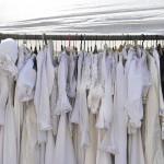 (Madrid)- Parquesur recoge casi cinco toneladas de ropa usada para darles un fin social