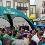 RSC. La Bicicleta Solidaria de Seguros RGA y el Grupo Caja Rural hará su primera parada mañana en Sagunto