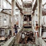 (Galicia)- Gervasio Sánchez muestra su labor como fotoperiodista en la Sede Afundación de Santiago de Compostela