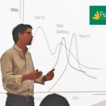 (Castilla La Mancha)- Un emprendedor de 'Lazarus' de la Fundación Caja Rural CLM, seleccionado entre los tres mejores proyectos del mundo para combatir los desastres humanitarios