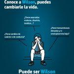 (Valencia)- Un póster puede cambiar la vida de los enfermos de Wilson