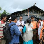 World Vision está preparada para atender a los refugiados en Bangladés en cuanto se le permita