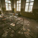 (Aragón)- El sentimiento de Chernobyl, de Raúl  Moreno, en la exposición fotográfica de la Torre Blanca