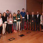 (Valencia)- Más de 400 deportistas celebran la fiesta del Deporte Universitario