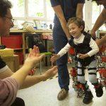 El hospital  Sant Joan de Déu de Barcelona contará con el primer exoesqueleto pediátrico