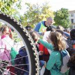 Cantabria fomenta el uso de la bicicleta entre los escolares