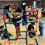 200 niños potencian sus emociones y creatividad a través de la jornada organizada por Aldea de Talento y Centro Botín