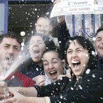La Lotería de Navidad reparte millones y alegría a lo largo y ancho de la geografía española