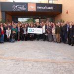 """El proyecto """"Empresas Solidarias"""" reparte 1550 lotes navideños a entidades sociales de la provincia de Alicante"""