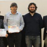 (Valencia) – El Ayuntamiento de Valencia premia al Instituto de Robótica de la Universidad por el proyecto que permitirá a los invidentes mapear su entorno mediante sonidos