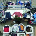 Humana recupera 18.200 toneladas de ropa usada en España para darles un fin social