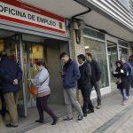 España cierra 2017 con un tasa de paro del 16,5%, su nivel más bajo desde 2008