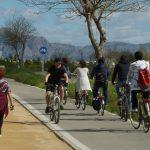 El carril bici aporta beneficios para la salud y la economía