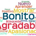 Utilizar palabras positivas aumenta nuestra felicidad