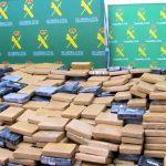 Récord histórico de destrucción de drogas con un total de 447 toneladas