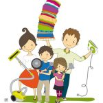 El 65,9% de los menores considera que la forma correcta de realizar las tareas del hogar es de forma conjunta