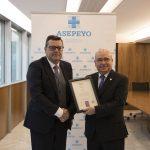 Asepeyo obtiene el Sello Bequal Plus, certificando su compromiso en la inclusión de las personas  con discapacidad