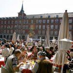 España se convierte en el segundo país más visitado del mundo