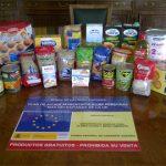 Más de 87,3 millones de kilos de alimentos son distribuidos dentro del Programa de ayuda alimentaria