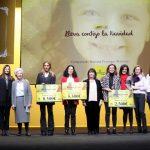 Prosegur dona 16.500 euros a tres causas solidarias