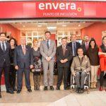 (Castilla y León) – Carmila promueve la inclusión social de personas con discapacidad de la mano de Envera