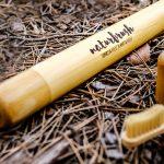 Cepillos de dientes biodegradables que sirven como abono
