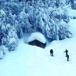 (Asturias) – Rescatado un joven aislado por la nieve durante ocho días en una cabaña
