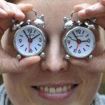 Recomendaciones para un cambio de hora saludable en los más pequeños del hogar