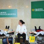 (Castilla la Mancha) – Éxito del 10º Maratón de Donación de Sangre en Caja Rural Castilla-La Mancha
